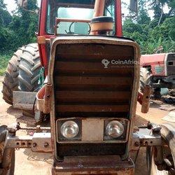Tracteur Triumph Tr2 1981