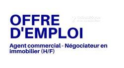 Recrutement  - agent immobilier