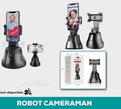 Robot cameraman