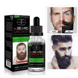 Huile pour barbes