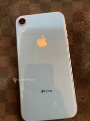 Iphone XR  128Go bleu turbo sim