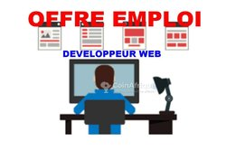 Offre d'emploi  - développeur fullstack