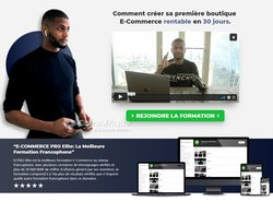 Formation e-commerce pro Elite