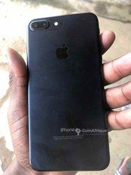 iPhone 7 Plus - Noir