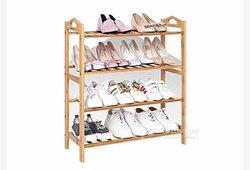 Rangement chaussures - 4 étagères