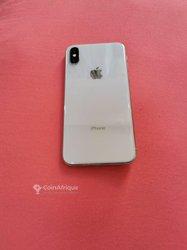 Apple iPhone X - 256Go blanc