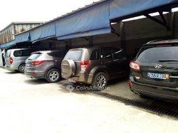 Vente entreprise de location 38 voiture - Marcory zone 4