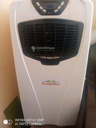 Climatiseur portable avec commande cv 1
