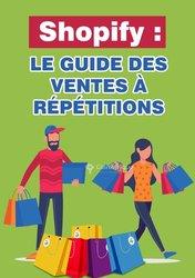 Livre - Shopify: le guide des ventes à répétition