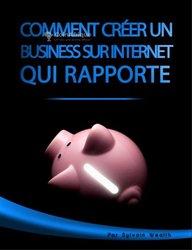 Livre - comment créer un business sur internet