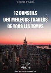 Livre pdf : 12 conseils des meilleurs traders
