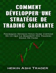 Livre pdf : comment développer une stratégie de trading