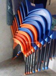 Chaises en plastique