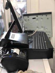 Caisse enregistreuse tactile et logiciel pos