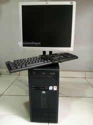 Ordinateur de bureau complet HP