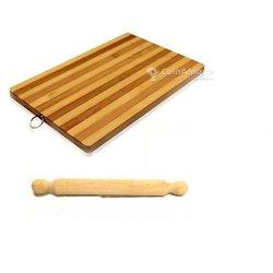 Rouleau de pâtisserie + planche