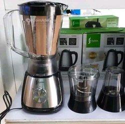 Mixeur et bouilloire