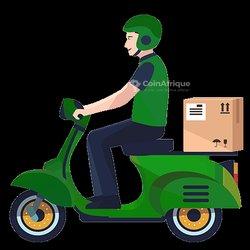 Service de livraison - coursier