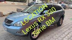 Location de véhicule Lexus RX 330