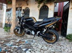 Moto Yamaha Delta Box 600 2010