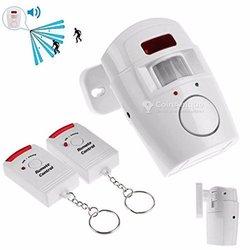Systeme d'alarme détecteur de mouvement