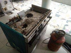 Service de réparation des cuisinières et four à gaz