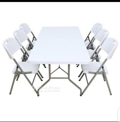 Table / chaises