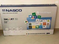 "Smart TV 55""  Nasco"