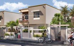 Location villa F4 - Sacré coeur