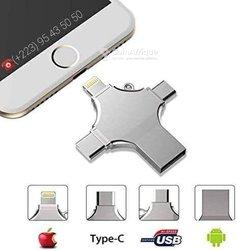 Clé USB 4 en 1