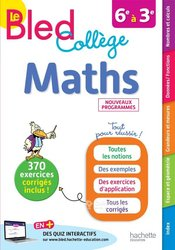 Cours à domicile en mathématiques