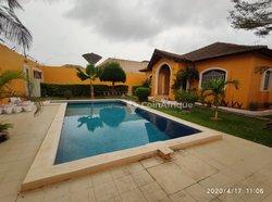 Location villa 6 pièces - Bassam