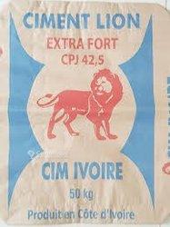Ciment Lion Cim ivoire 42.5