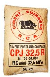 Ciment cuirasse 32.5 R