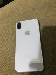 Iphones X et 6