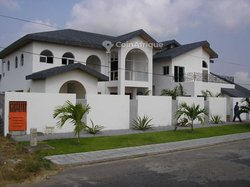 Vente villa duplex 8 pièces - Cocody Riviera Golf 4 Beverly Hills