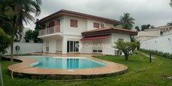 Location villa duplex 6 pièces - Cocody Danga