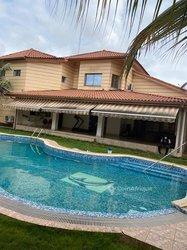 Vente villa duplex 10 pièces - Cocody Riviera golf 4
