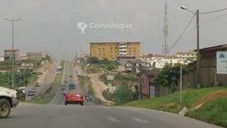 Terrains 600 m²  - Yamoussoukro