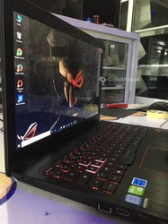 PC Asus Republic Gamer core i7