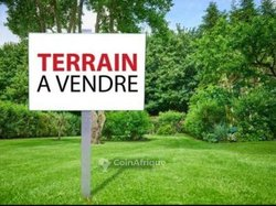 Vente terrain  350 m²  à corniche Fann Mermoz