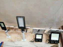 Lampadaires et projecteurs solaire