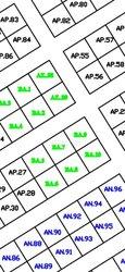 Terrains 225 m2 - Thiès