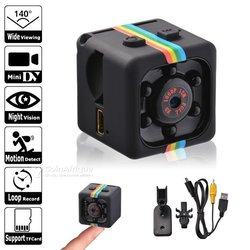 Mini caméra espion de surveillance enregistreuse vidéo audio