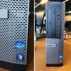 Unité centrale Dell optiplex core i5 - i7