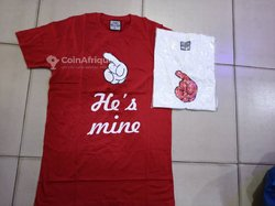Tee-shirt saint valentin