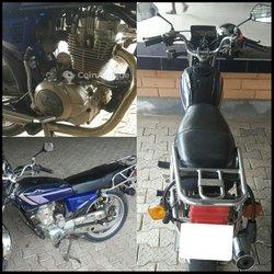 Moto Sanya 125 2016