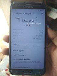 Samsung Galaxy Wide 2 - 16Go