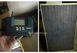 Panneau solaire - régulateur