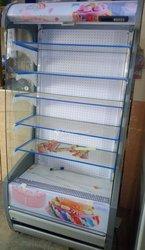 Présentoir frigorifié